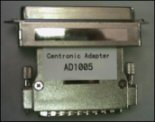 AD1005, 68-Pin High Density male to 50-Pin Centronic type female adapter