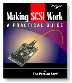 New book on SCSI interface. A practical guide on SCSI intended for those who want a better general understanding of SCSI Information and Applications