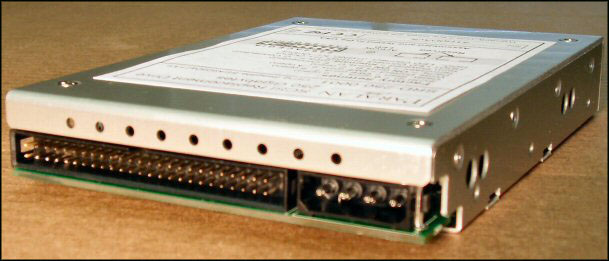 Narrow SCSI Replacement Drive
