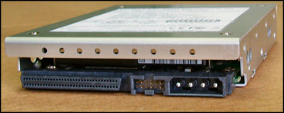 SCSI Drive and Narrow Replacement Drive